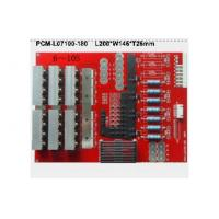 Buy cheap PCM / Protect Circuit Module For 33.3VLi-Ion Polymer Battery product
