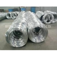 Buy cheap 0.15 - 3.8mm Wire Gauge Galvanized Binding Wire Q195 Low Carbon For Hanger product