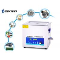 15 Liter 360W Ultrawave Ultrasonic Bath For Gun Parts High Precision