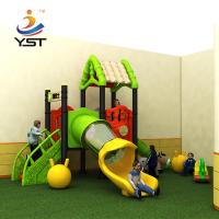 Buy cheap Anti UV Plastic Kids Playground Slide CE Standard With Stainless Steel Screws product
