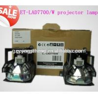 Buy cheap Audio-video projector lamp ET-LAD7700 for panasonic projector lamp product