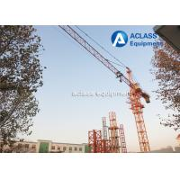 Buy cheap 65m Jib Top Kit Tower Crane QTZ6515 Heavy Equipment Mobile External Climbing product
