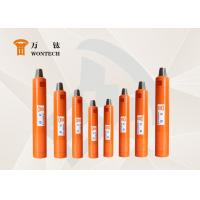 Buy cheap Alloy Steel Rock Blasting Tools Well Down The Hole Hammer Drilling Faster Drilling Speed product