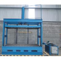 Buy cheap Heavy Duty Hydraulic Gabion Mesh Packing Machine For Pressing Gabion Box product