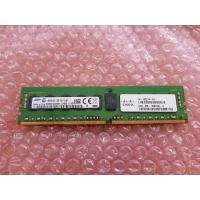Buy cheap 1Rx4 PC4-2133P DDR4 ECC Server Memory 8GB Cisco 15-102214-01 UCS-MR-1X081RU-A product