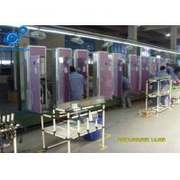 Buy cheap House Appliance Refrigerator Assembly Line Adjustable Speed High Degree Automation product
