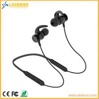 China dustproof magnet sports bluetooth headphone hot selling magnetic sport bluetooth wireless headphone for all mobile phone on sale