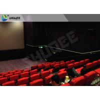 Buy cheap High Definition High End Home Cinema With Safety System For Holding 50 People product