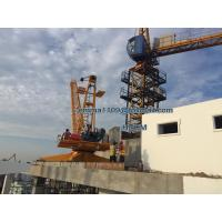 Buy cheap HYCM 8tons QD3023 Derrick Crane for Inner Tower Crane Dismantle Used product