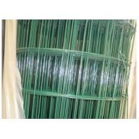 Buy cheap Decorative Plastic / Powder Coated Wire Mesh Panels High Tensile Square Hole product