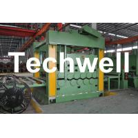Buy cheap 3 - 12mm * 2200mm Steel Coil Cut To Length Machine Line With Automatic Control System product