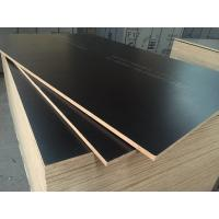 China Waterproof Poplar Film Faced Marine Plywood 122*244 for Construction on sale