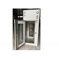 Buy cheap Customized Stainless Steel 201 Air Shower Pass Box For GMP Workshop product