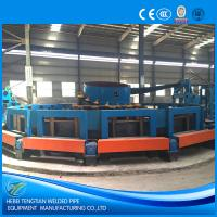 Buy cheap Horizontal Accumulator Tube Mill Auxiliary Equipment High Speed ISO9001 product