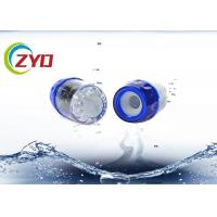 Buy cheap Blue Color Kitchen Tap Filter Activated Carbon Substance 51g Light Weight product