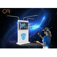 China 360 Degree Virtual Reality Simulator Mini Arena With Steam HTC Games on sale