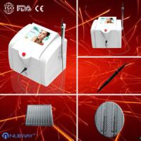 China Effective laser spider vein removal machine for face leg red vein removal on sale