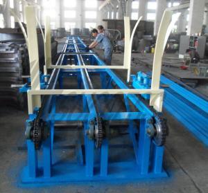Buy cheap Alta velocidade do procedimento de fabricação do tijolo da máquina de embalagem do bloco do cal de AAC product