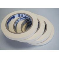 Buy cheap Transparent Crepe Paper Masking Tapes Bundling Rubber Single Side product