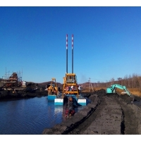 Buy cheap 875Kw 1500m3/H 18 Inch River Dredging Machine For Reclamation Works product