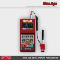 Buy cheap Metal hardness tester manufacturer price with color display +/-2 HLD, 10 language product