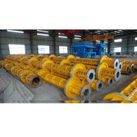Buy cheap Electric Prestressed Concrete Poles Welding technology Running Wheel product