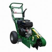 Buy cheap Stump grinder 13HP with blade speed of 3600rpm, blade diameter of 300mm from wholesalers