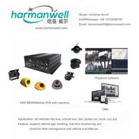 Buy cheap 4ch HD 720P AHD MDVR Support GPS tracking product
