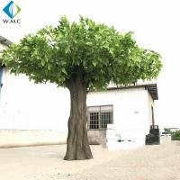 Buy cheap Large Artificial Mango Tree , Artificial Palm Plants Customized Design product