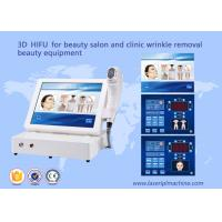 Buy cheap 3D hifu for beauty salon and clinic wrinkle removal beauty equipment product