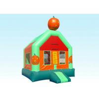 Buy cheap Funny Cartoon Halloween Inflatable Bounce House / Toddler Bouncy Castle product
