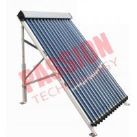 Buy cheap 20 Tubes Anti Freezing U Pipe Solar Collector Aluminum Manifold For House product