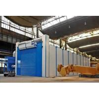 Buy cheap Safety Shot Blasting Room Automatic Recycling System For Engineering Machinery product