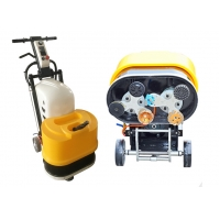 Buy cheap 5.5HP 16A 220V Granite Concrete Marble Surface Grinding Machine from wholesalers