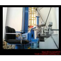 Buy cheap Automatic Pipe Welding Manipulators for Tanks and Vessels , VFD Control 120 - 1200 mm/min product