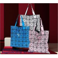 Buy cheap Waterproof Zipper Hand Bag Clear PVC Shopper Bag,Vinyl Shopping Bags,Promotional top quality Clear Oversized Extra Large product