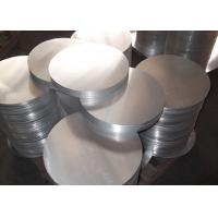 Buy cheap 0.36~8mm Thickness Aluminum Sheet Circle A1060 A1100 A1050 For Kitchenware product