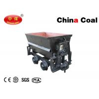 Buy cheap KFU0.75-6 Bucket Tipping Mine Car Mining Machinery Coal Mine Transportation Vehicle product