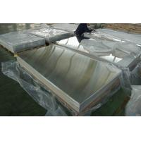 Buy cheap Polished Thin Aluminium Sheet Alloy 1100 1050  1060  3003  5052 Sheets For Building Industry product