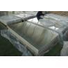 Buy cheap 磨かれた薄いアルミニウム シートの合金 1100 建築業のための 1050 枚の 1060 枚の 3003 枚の 5052 枚のシート from wholesalers