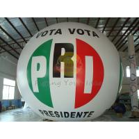 Buy cheap Reusable Fireproof Inflatable Political Advertising Balloon with Total Digital Printing product