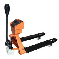 Buy cheap Hand Operated Forklift Truck Scales Rated Loading Capacity 1000kg product