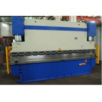 Buy cheap 4 Meters Hydraulic Metal Flashing Sheet Curving Machine 0.3-1.0mm from wholesalers