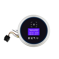Buy cheap Smart Door Access Weigand 26/34 Wifi Bluetooth UDP HTTP TCP IP QR IC Card Reader Access Control Device product