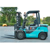 Buy cheap 3500kg FD35 Industrial Forklift Truck Diesel Power Source 1070×125×45mm product