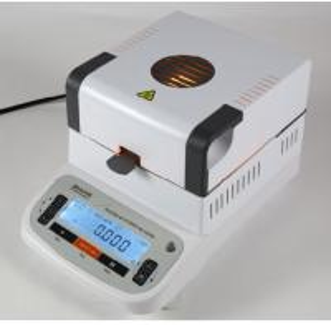 China LCD Display Halogen Rapid Moisture Meter / Paper Moisture Meter on sale