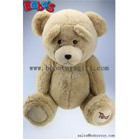Buy cheap Funny Toy Gift Soft Plush Stuffed Ted Bear Toy Doll in Big Size from wholesalers