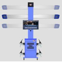 Buy cheap T288 Portable Digital Wheel Alignment Machine Tool With 3D Animation Demonstration product