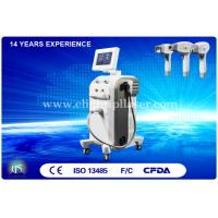 Buy cheap Abdomen Cellulite Reduction RF Skin Tightening Machine Face And Body Treatment product