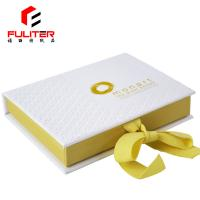 Buy cheap Book Shaped A5 Jewelry Set Gift Box , Cardboard Jewelry Boxes With Logo product